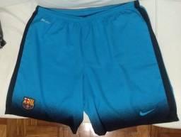 Lindo Calção Barcelona kit 3. Original.