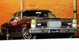 Ford Galaxie LTD Landau Automático com Ar Condicionado 1973:
