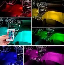Título do anúncio: Led neon para tapetes de carros no ascendedor de cigarros