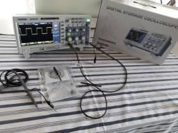 Osciloscópio Hantek DSO5072P( seminovo)
