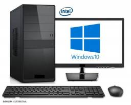 PC - Intel Core i3 _4GB _ SSD120 _ Monitor 17