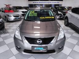 NISSAN VERSA 2011/2012 1.6 16V FLEX SL 4P MANUAL
