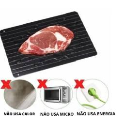 Bandeja Descongelar Carnes e Massas sem usar Energia Original Na Caixa