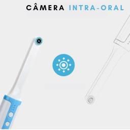 Câmera intra-oral Wi-Fi IOS e Android - Dentista