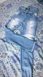 Lote de roupas 100 reais