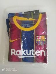 Kit Infantil futebol Barcelona