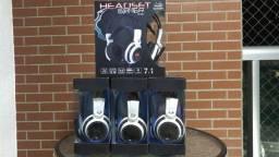 Headset Gamer Knup KP- 400