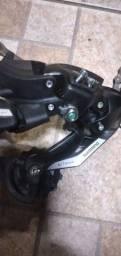 Câmbio traseiro Shimano Tourney 7/8 velocidades