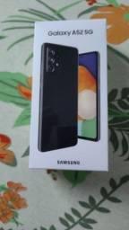 Samsung A52 zero na cx com nota