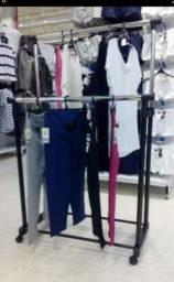 Arara de roupas para todos os ambientes