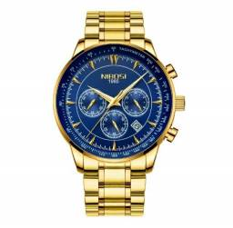 Relógios Vidro anti-risco, a prova d'água nibosi 1985