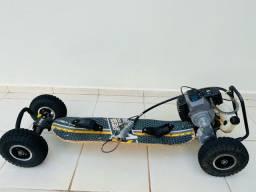 Skate Motorizado Carve Motor 50cc