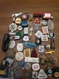 Lindos chaveiros de época