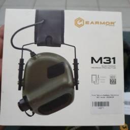 Abafador Eletrônico EARMOR M31