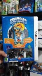 Título do anúncio: Jogo novo Skylanders Spyro's Adventure 3DS. Retirada Portão. Entrega grátis até 5km