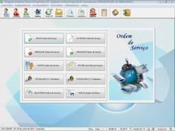 Sistema para Assistência técnica e Vendas