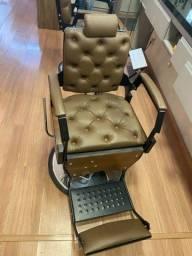 Título do anúncio: Cadeira de Barbeiro Prismec Barber pro capstone