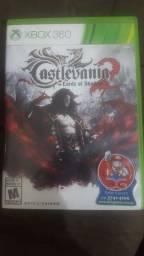 Jogo original Xbox360 Castlevania Lords of Shadow 2