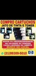 CARTUCHO E TONER HP