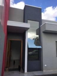 Título do anúncio: Casa com excelente acabamento. 2 qts e 2 bwc. 60m2