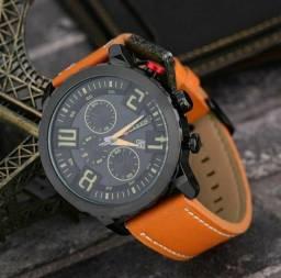 Relógio CURREN 100% ORIGINAIS NOVOS A PROVA D'ÁGUA