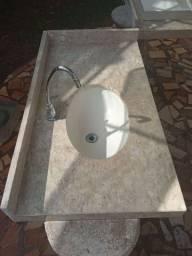 Lavatório para banheiros