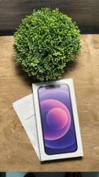 iPhone 12 Roxo 64GB