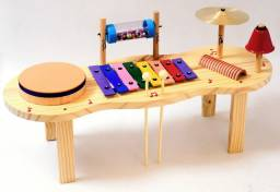 Brinquedo: percussão baby (ALUGUEL)