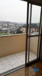 Título do anúncio: Cobertura com 2 dormitórios, terraço , varanda, garagem coberta para alugar, por R$ 800/mê