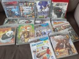 Título do anúncio: Jogos PS 3