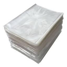 Saco Plástico Transparente Pp Diversos Tamanhos