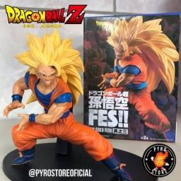 Goku Super Sayajin fase 3 - figure