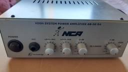 Amplificador NCA
