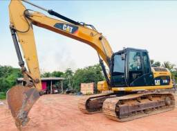 Título do anúncio: Escavadeira hidráulica Cartepillar 315DL