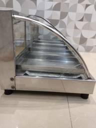 Vendo estufa elétrica de Salgados com 5 bandejas