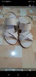 Sapato meio alto n/37