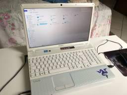 Notebook Sony Vaio Core i7 top leia a descrição