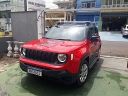 Título do anúncio: Vendo Jeep Renegade completo flex 2018/2019
