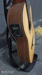 Violão clássico eletroacústico Rozini RX515.AT.F.CT.LP