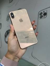 iPhone XS Max 64GB GOLD ( trinco na tela)