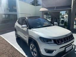 Jeep Compass limited com teto solar