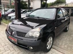 Clio Sedan 1.6 Privilege 2004 completo