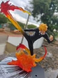 Action Figure Boneco Sanji One Piece 15cm
