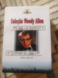 Box Woody Allen vol 2 - 4 filmes clássicos