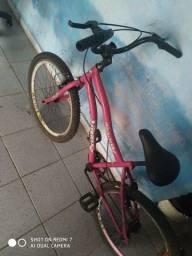 Bike aro 24 ótimo estado 180$