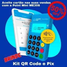 Point Mini NFC ME30S - pagamento por aproximação
