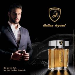 Perfume lamborguini italy 100ml maravilhoso, promoç