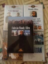 Box Woody Allen vol 1 - 4 filmes clássicos