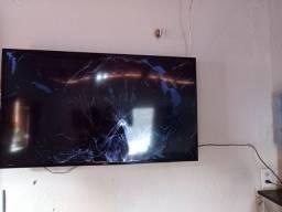 Tv smart samsung 49 pra retirada de peças