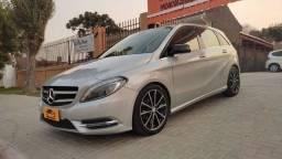 Mercedes-benz B200 1.6 SPORT TURBO GASOLINA 4P AUT